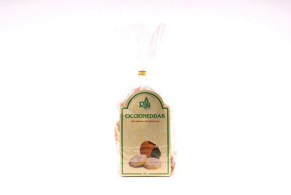 Ciccioneddas albicocca sacchetto